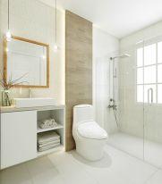 Inspiring scandinavian bathroom design ideas (23)