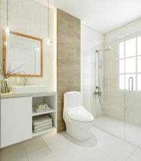 Inspiring scandinavian bathroom design ideas (23)