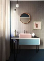 Inspiring scandinavian bathroom design ideas (34)