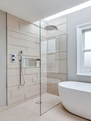 Inspiring scandinavian bathroom design ideas (46)