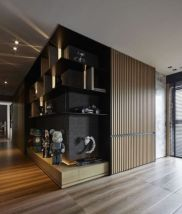 Modern entryway design ideas for your home (22)