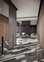 Modern entryway design ideas for your home (23)