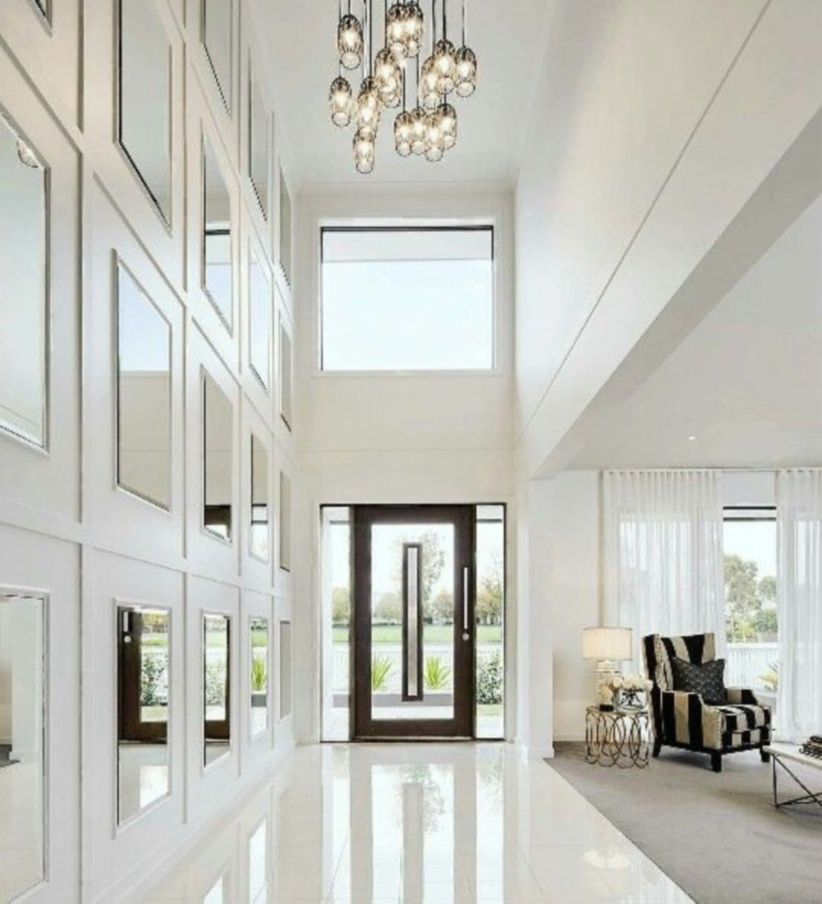 49 Modern Entryway Design Ideas For Your Home - ROUNDECOR