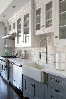Modern white kitchen design ideas (16)