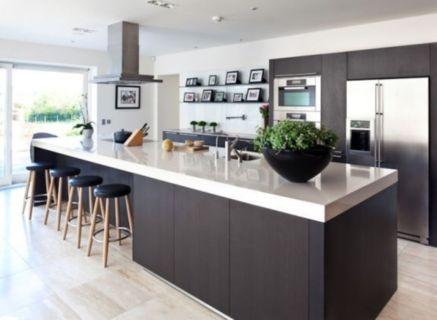 Modern white kitchen design ideas (35)