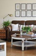 Stunning modern leather sofa design for living room (1)