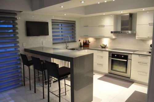 Totally inspiring modern kitchen cabinet design decor ideas (10)