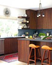 Totally inspiring modern kitchen cabinet design decor ideas (16)