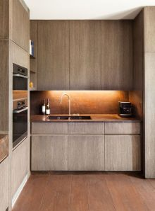 Totally inspiring modern kitchen cabinet design decor ideas (26)