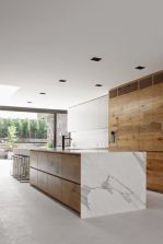 Totally inspiring modern kitchen cabinet design decor ideas (27)