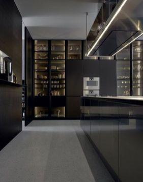 Totally inspiring modern kitchen cabinet design decor ideas (37)