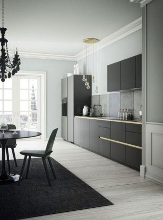 Totally inspiring modern kitchen cabinet design decor ideas (45)