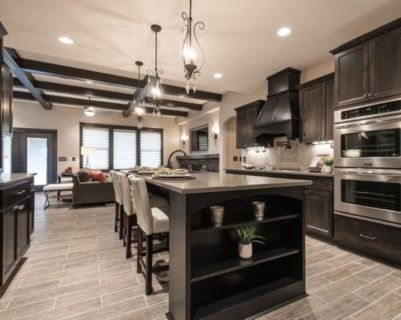 Totally inspiring modern kitchen cabinet design decor ideas (48)