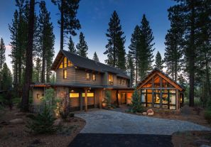 Amazing rustic mountain farmhouse decorating ideas (20)