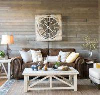 Amazing rustic mountain farmhouse decorating ideas (6)