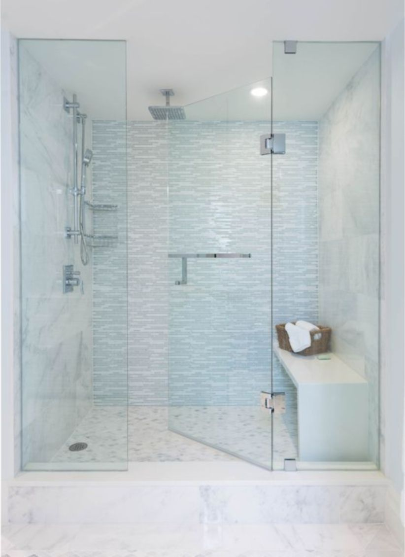 Awesome bathroom tile shower design ideas (1)