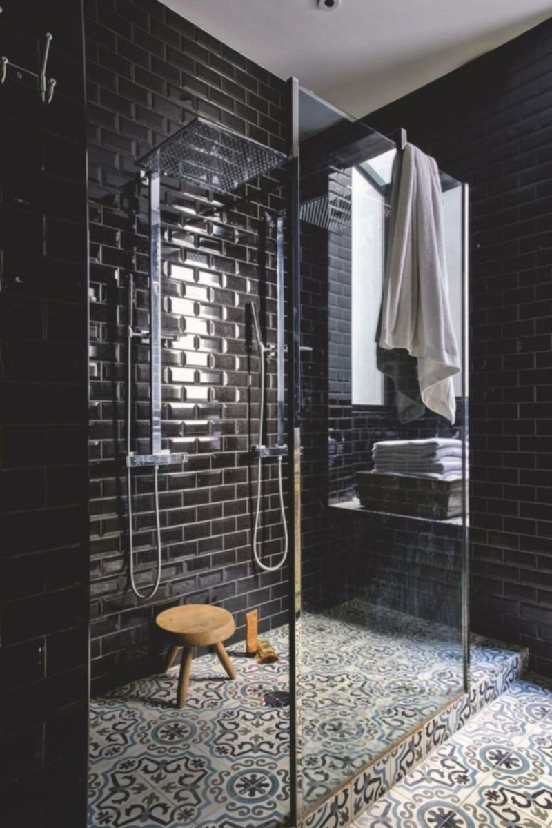 Awesome bathroom tile shower design ideas (11)