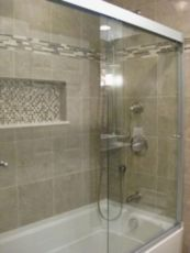 Awesome bathroom tile shower design ideas (17)