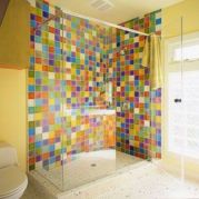 Awesome bathroom tile shower design ideas (20)