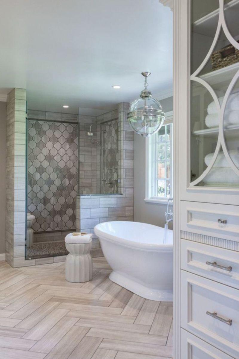 Awesome bathroom tile shower design ideas (25)