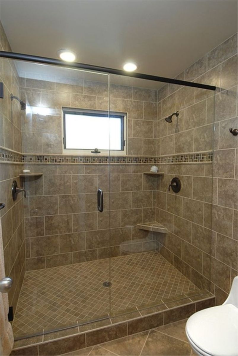 Awesome bathroom tile shower design ideas (32)