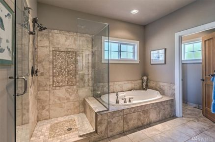 Awesome bathroom tile shower design ideas (6)