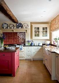 Beautiful rustic kitchen cabinet ideas (20)