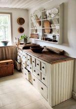 Beautiful rustic kitchen cabinet ideas (37)