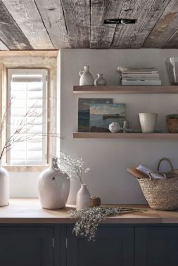 Beautiful rustic kitchen cabinet ideas (42)