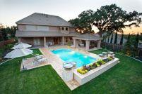 Beautiful small outdoor inground pools design ideas 39