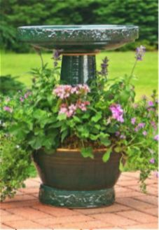 Best and beautiful tree ring planter ideas 16