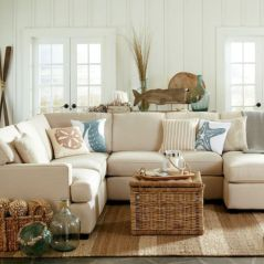 Best rustic coastal decorating ideas for simple home decor 04