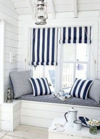 Best rustic coastal decorating ideas for simple home decor 09