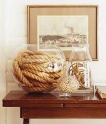 Best rustic coastal decorating ideas for simple home decor 26