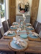 Best rustic coastal decorating ideas for simple home decor 36