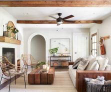 Best rustic coastal decorating ideas for simple home decor 38