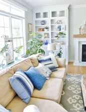 Best rustic coastal decorating ideas for simple home decor 46