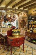 Contemporary italian rustic home décor ideas 02
