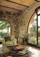 Contemporary italian rustic home décor ideas 04