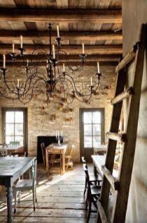 Contemporary italian rustic home décor ideas 23