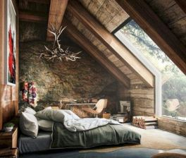 Contemporary italian rustic home décor ideas 28