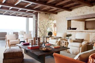 Contemporary italian rustic home décor ideas 35