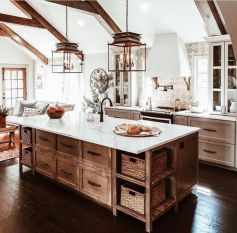 Contemporary italian rustic home décor ideas 37