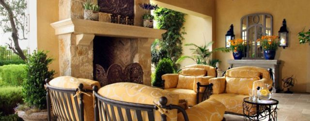 Contemporary italian rustic home décor ideas 38