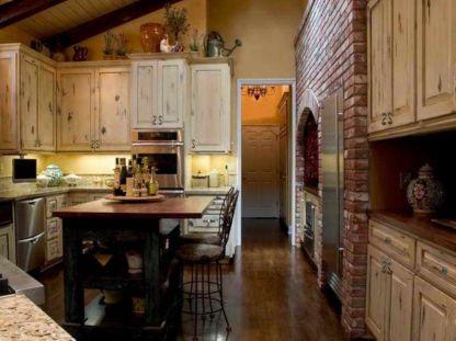 Contemporary italian rustic home décor ideas 40