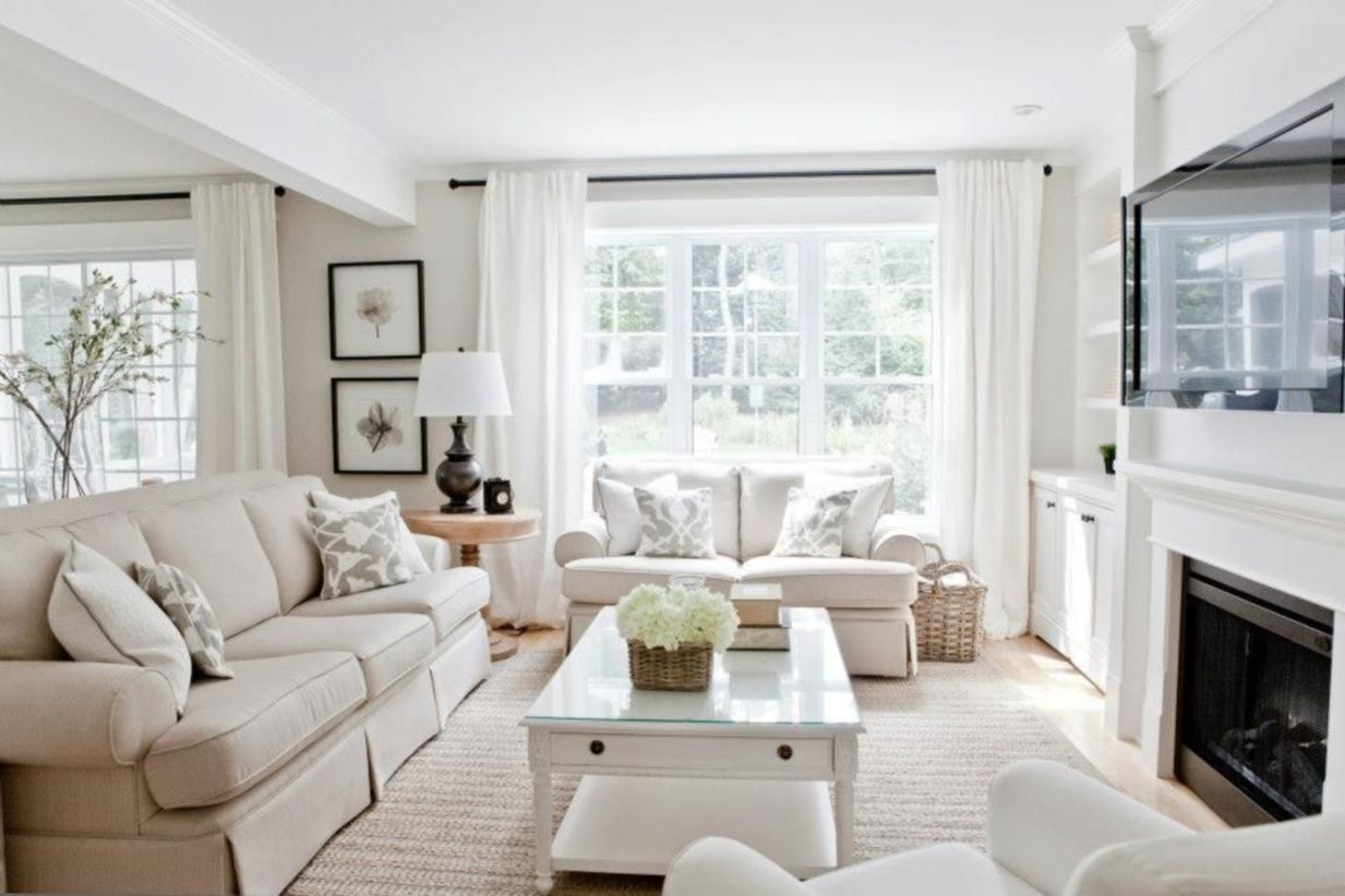 48 Cozy Living Room Ideas For Your Home