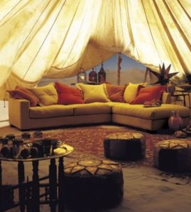 Cozy moroccan patio decor and design ideas (19)
