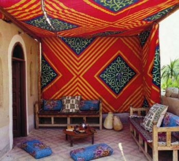 Cozy moroccan patio decor and design ideas (23)