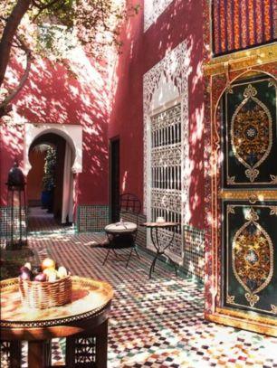 Cozy moroccan patio decor and design ideas (32)