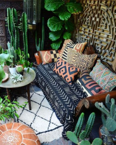 Cozy moroccan patio decor and design ideas (42)
